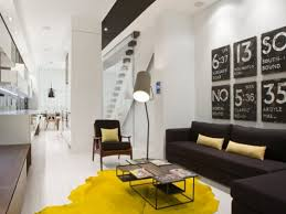 black and white chairs living room home design ideas gallery of