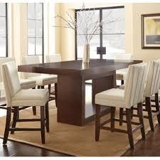 modern espresso dining kitchen tables allmodern