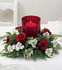 Ideas For Christmas Centerpieces - best 25 christmas flowers ideas on pinterest christmas flower