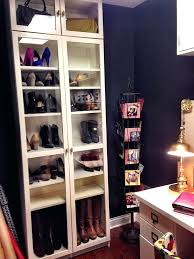 billy bookcase shoe storage shoe bookcase walk in robe shoe closet billy bookcase with glass