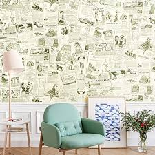 where to buy decorative contact paper simplelife4u vintage newspaper decorative contact paper vinyl self