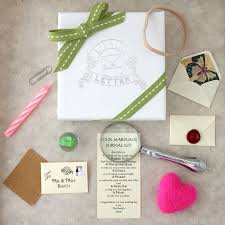wedding gift kits personalised marriage survival wedding gift survival survival