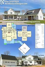 62 best farmhouse plans images on pinterest modern 4 bedroom 3