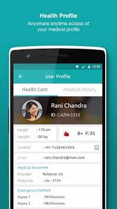 contact provider apk jiohealthhub access tests doctors reports 1 6 105 apk