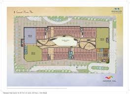 floor plans mahagun mall