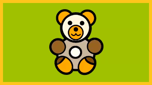 learn colors with teddy bear how to color a teddy bear coloring