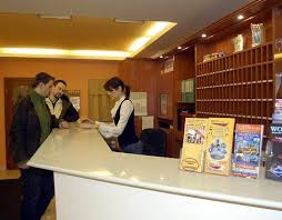 Hotel Reception Desk Acc Nifos City Central Hotel Prague Hotel Details Acc Nifos