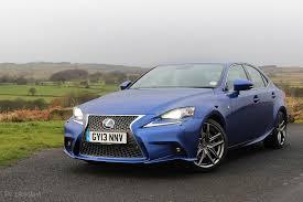 lexus is review lexus is 300h f sport auto review pocket lint