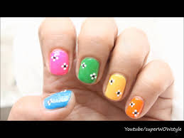 Kids Designs 27 Designs For Nails For Kids Cosmatics Easy Nail Art Ideas For