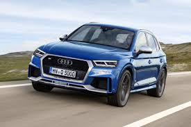 Audi Q5 Next Generation - sporty audi rs q5 and rs q2 show their true colors