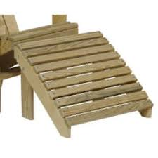 Cypress Outdoor Furniture by Cypress Adirondack Footrest Outdoor Furniture Lehman U0027s