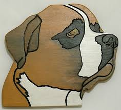 st bernard this is a wall hanging by galleryatkingston on zibbet