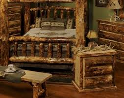 furniture wonderful rustic bedroom interior design style with