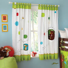 Fabric For Nursery Curtains Baby Nursery Amazing Curtain Fabric Ideas With Colorful Attractive