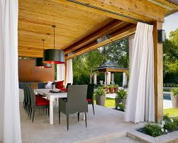 Outdoor Patio Extensions Outdoor Curtains Houzz