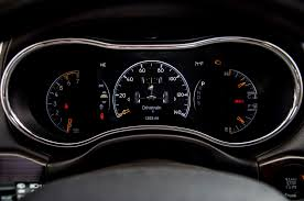 jeep dashboard 2014 jeep grand cherokee v 6 and v 8 first tests truck trend