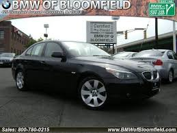 bmw of bloomfield bmw 5 series bloomfield 34 airbag bmw 5 series used cars in