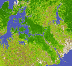 Panama City Map Rainforests Of Panama Image Of The Day