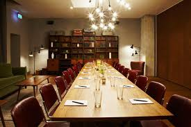 the living room large meeting room in holborn the hoxton