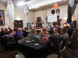 halloween trivia night photos glen innes masonic lodge 44