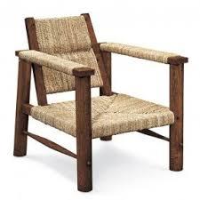 Ralph Lauren Armchair Arm Chair Rush Seat Foter