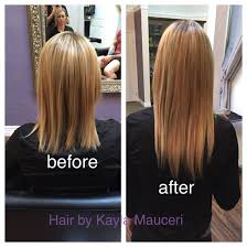 14 inch hair extensions before and after 14inch in hair extensions hair by