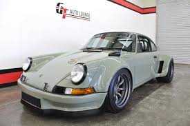 first porsche ever made rwb u0027s first ever porsche 911 turbo is mad bad and for sale at 200k