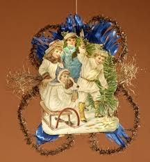 Victorian Christmas Ornaments - christmas in the victorian times photos