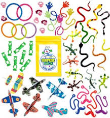 Favor Toys by Favor Prizes Assortment Of 101 Toys