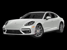 porsche sedan white new 2017 porsche panamera