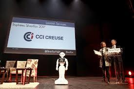 chambre de commerce creuse la cci creuse lauréate du trophée silvereco 2017 dans la catégorie