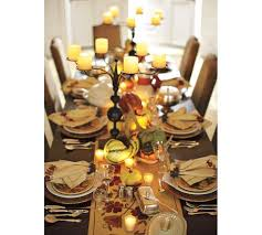 table set for thanksgiving give thanks