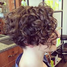 angled curly bob haircut pictures 31 sexiest short curly hairstyles for women in 2018