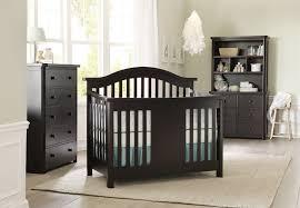 Espresso Convertible Cribs by Charming Espresso Convertible Crib And Dresser White Flower