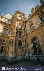 waddesdon manor is a country house in the village of waddesdon in