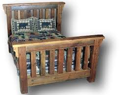 Furniture Barn Mn Minnesota Barn Wood Timber Bed U2014 Barn Wood Furniture Rustic