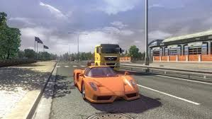 mod car game euro truck simulator 2 traffic cars from test drive unlimited 2 in ets 2 fixed youtube