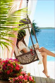 outdoor ideas hanging swing chair hanging egg chair pier 1 pier