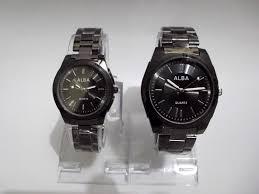 Foto Jam Tangan Merk Alba jual jual jam tangan branded cowok cewek rantai murah merk