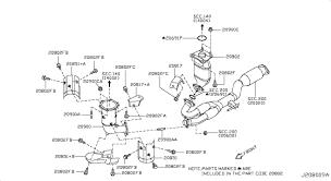 nissan titan catalytic converter 2005 nissan murano oem parts nissan usa estore