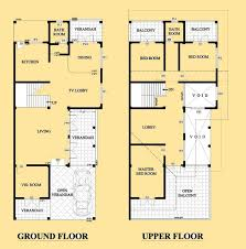 Modern Two Story House Plans Small Designs And Floor With Master Single Storey House Plans In Sri Lanka
