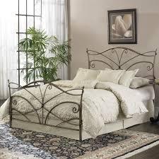 Black Wrought Iron Bed Frame Bedroom Basic Bed Frame White Iron Bed Black Wrought Iron Bed
