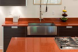 green kitchen counters eco friendly countertops houselogic