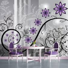 silver and purple floral pattern 2 wallpaper mural amazon co uk silver and purple floral pattern 2 wallpaper mural amazon co uk diy tools