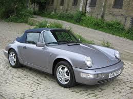 1990 porsche 911 carrera 2 classic chrome porsche 964 carrera 2 cabrio 1990 g blue