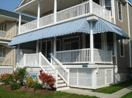 front porch awnings u0026 canopies globe canvas
