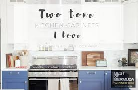 paint kitchen cabinets company two tone kitchen cabinets i rowe spurling paint company