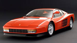 how many types of ferraris are there 1984 1991 testarossa review top speed