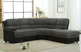 grey fabric corner sofa fabric corner sofa 2cc grey black
