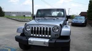 Rugged Ridge Grille Inserts Jeep Jk Jeep Wrangler Chrome Grille Kit How To Install 87511 Youtube